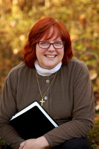 Sandy Allnock, Author of Bible Journaling Made Simple, (2018 FWMedia/North Light Books)