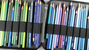 Colored Pencils for Bible Journalers