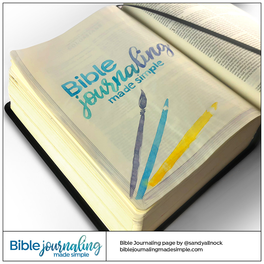 Colossians 3:23 Bible Lettering