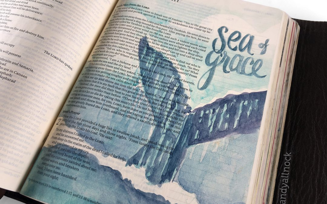 What I wish I had known as a new Bible journaler