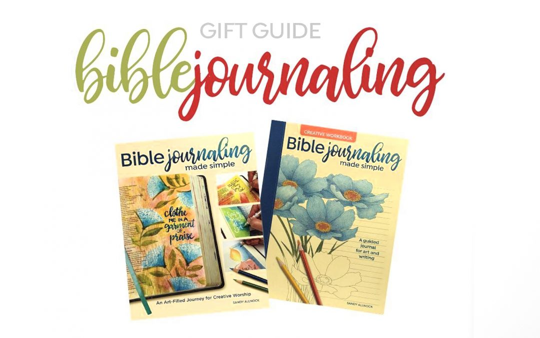 Bible Journaling Gift Guide
