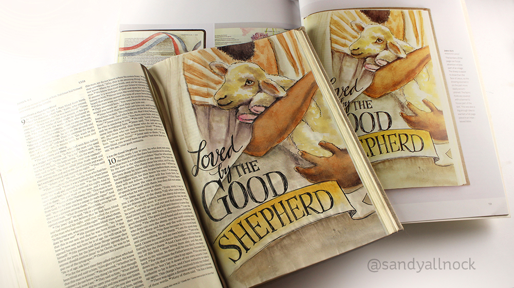 Loved by the Shepherd